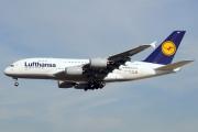 D-AIMB, Airbus A380-800, Lufthansa