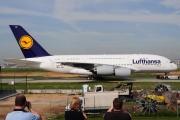 D-AIMC, Airbus A380-800, Lufthansa