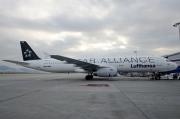 D-AIRW, Airbus A321-100, Lufthansa