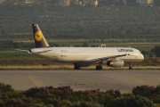 D-AISH, Airbus A321-200, Lufthansa