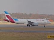 D-AIZQ, Airbus A320-200, Eurowings
