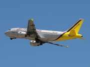 D-AKNK, Airbus A319-100, Germanwings