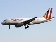 D-AKNL, Airbus A319-100, Germanwings