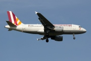 D-AKNR, Airbus A319-100, Germanwings