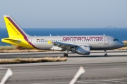 D-AKNT, Airbus A319-100, Germanwings