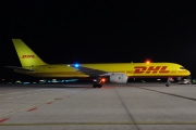 D-ALEB, Boeing 757-200SF, European Air Transport (DHL)