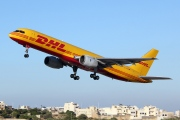 D-ALEC, Boeing 757-200SF, European Air Transport (DHL)