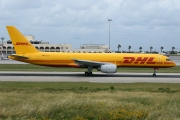 D-ALEG, Boeing 757-200SF, European Air Transport (DHL)