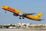 D-ALEK, Boeing 757-200SF, European Air Transport (DHL)