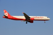 D-ALSA, Airbus A321-200, Air Berlin