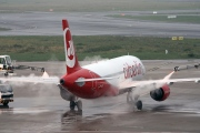 D-ALTE, Airbus A320-200, Air Berlin