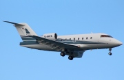 D-ANTR, Bombardier Challenger 600-CL-604, Private