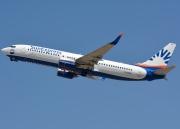 D-ASXB, Boeing 737-800, SunExpress