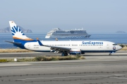 D-ASXE, Boeing 737-800, SunExpress Germany