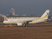 D-AVWJ, Airbus A319-100CJ, Comlux Aviation