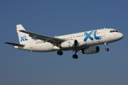 D-AXLA, Airbus A320-200, XL Airways Germany