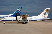 D-BZZS, ATR 42-320, Olympic Airlines