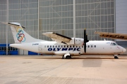 D-BZZV, ATR 42-320, Olympic Airlines
