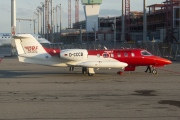 D-CCCB, Bombardier Learjet 35A, DRF Luftrettung