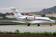 D-CEFA, Cessna 525 CitationJet CJ1, Private