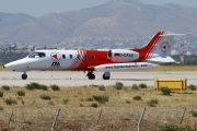 D-CFAX, Bombardier Learjet 35A, Flight Ambulance International