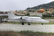D-CFOR, Bombardier Learjet 35A, Air Alliance