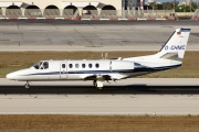 D-CHMC, Cessna 550 Citation Bravo, Private