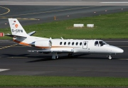 D-CIFM, Cessna 560-Citation Encore+, Triple Alpha Jet Charter