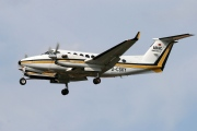 D-CSKY, Beechcraft 350 Super King Air, Aero Dienst