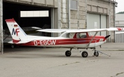 D-EGCW, Cessna 152, Private