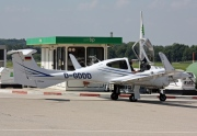 D-GDDD, Diamond DA42 Twin Star, Private