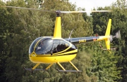 D-HALG, Robinson R44, Private