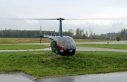 D-HJPH, Robinson R44, Private