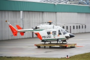 D-HNWQ, Eurocopter-Kawasaki BK 117-C-1, German Police Force