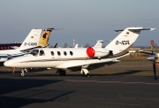 D-ICOL, Cessna 525 CitationJet CJ1, Private