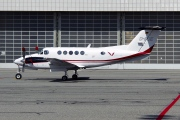 D-IICE, Beechcraft B200 King Air, Euro Link