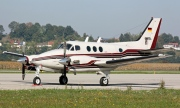 D-IIKM, Beechcraft C90 King Air, Private