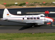D-INKA, De Havilland DH-104 Dove, LTU International Airways