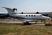 D-ISAG, Hawker (Beechcraft) 390 Premier IA, Private