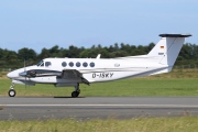 D-ISKY, Beechcraft 200 Super King Air, Air Hamburg
