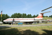 DDR-SCH, Tupolev Tu-134-A, Interflug