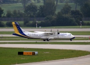 E7-AAD, ATR 72-210, BH Airlines