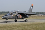 E83, Dassault-Dornier Alpha Jet, French Air Force