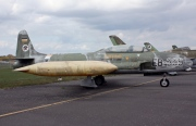 EB-399, Lockheed T-33A, German Air Force - Luftwaffe