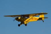 EC-BKN, Piper PA-18 150 Super Cub,
