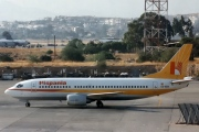 EC-EBX, Boeing 737-300, Hispania Lineas Aereas