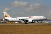 EC-FDA, Airbus A320-200, Iberia