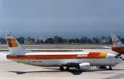 EC-GAZ, Boeing 737-400, Iberia