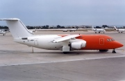 EC-GQO, British Aerospace BAe 146-200QT (Quiet Trader), TNT Airways
