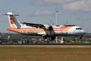 EC-HBY, ATR 72-500, Air Nostrum (Iberia Regional)